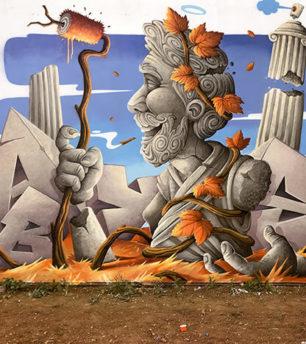 Abys - Street art - Wasaa - Urban Week