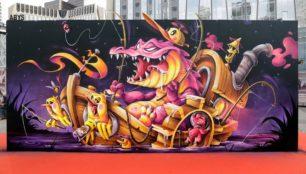 Abys | Underground Effect, Urban Week, Paris | 2020