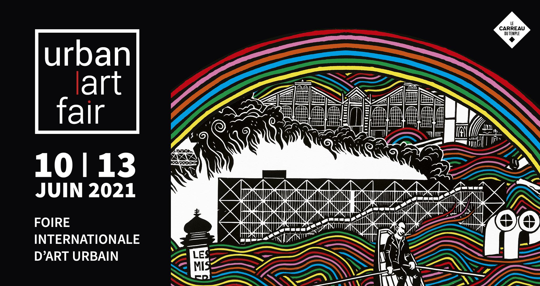 Urban Art Fair - UAF | Paris | 2021