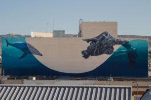 Bane & Pest   Mural   Chypre   2017