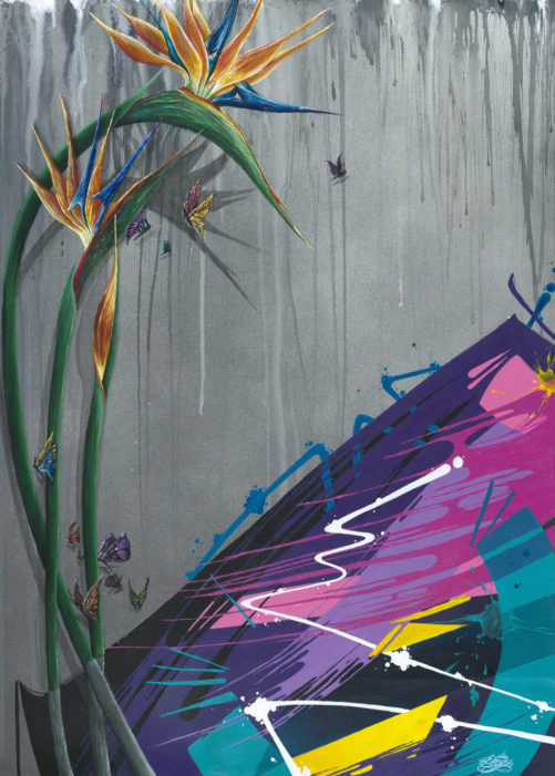 DEGE street Art WASAA