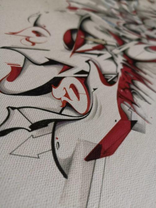DOES Détail 001 - Street Art - WASAA