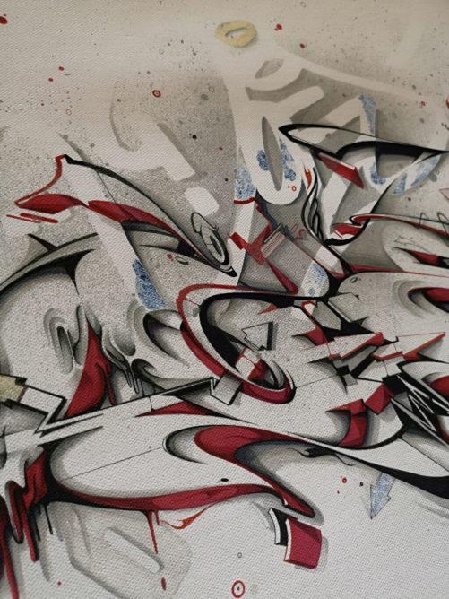 DOES Détail 003 - Street Art - WASAA