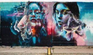 Djoels | Mural | Anvers | 2018