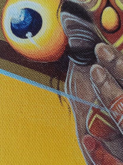 GLEO Détail 002 - Street Art - WASAA