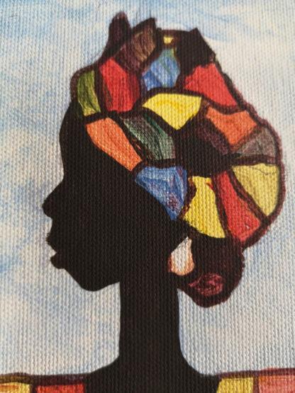 IBRAHIM SENE Détail 003 - Street Art - WASAA