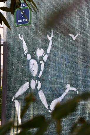 Jérôme Mesnager | Street Art
