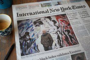Jo Di Bona   New York Times   2016