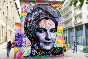 Jo Di Bona | Mural | Paris | 2019