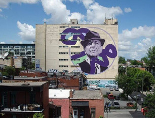 Kevin Ledo | Mural | Montréal, Canada | 2017