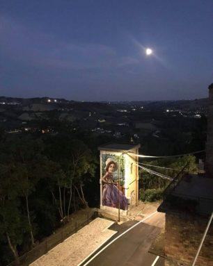 MACS (Antonello) – LIFE – Mural - Italy - Street art - WASAA