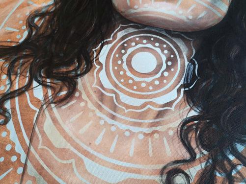 Miles Toland 2 Détail 001 - Street Art - WASAA