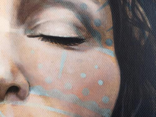 Miles Toland 2 Détail 002 - Street Art - WASAA