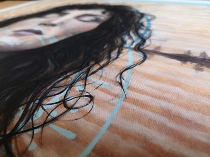 Miles Toland 2 Détail 003 - Street Art - WASAA