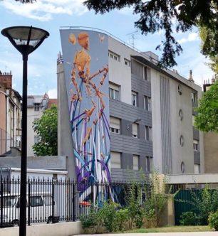 Momies X Maye | Street Art Fest | Grenoble, France | 2019
