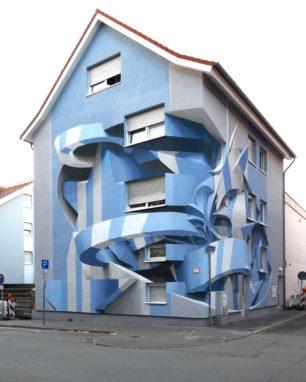 Peeta   Mural   Mannheim, Germany   2019