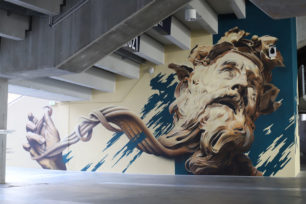 Piet Rodriguez - OffSide Gallery - Street Art - WASAA