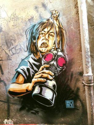 RNST | Street art | Dijon | 2018