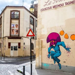 Retro Graffitism | Street Art | Paris | 2019