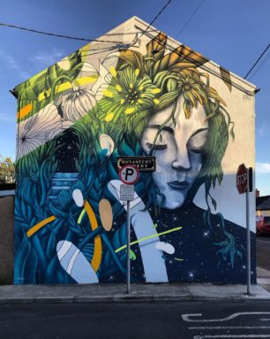Russ   Festival Waterford Walls, Ireland   2020