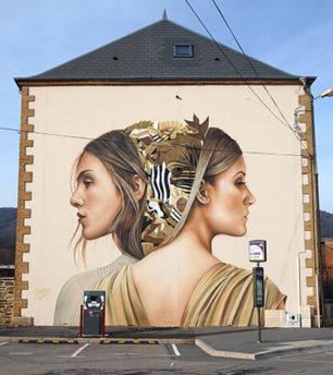 Smak3 - Street art - Wasaa - Urban Week