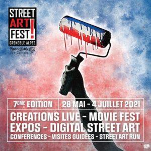 Street Art Fest Grenoble-Alpes