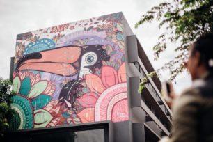 Toys & Omik | Mural