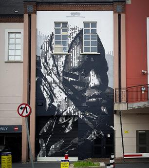 Huariu - Street art - Wasaa - Urban Week
