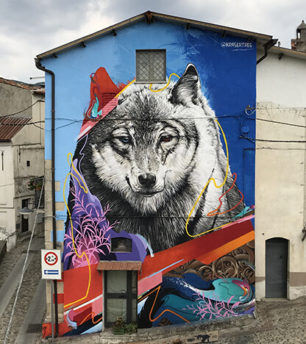 Kraser - Street art - Wasaa - Urban Week