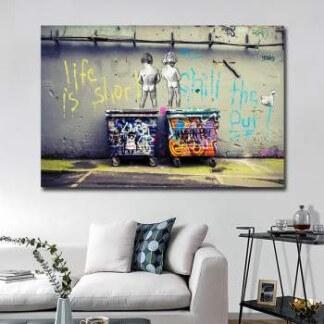 Œuvre originale | Street art